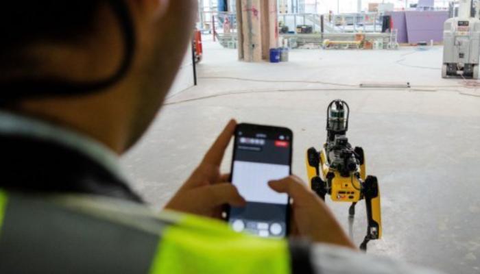 New York polisi testlere başladı: Robot polis köpekleri geliyor!