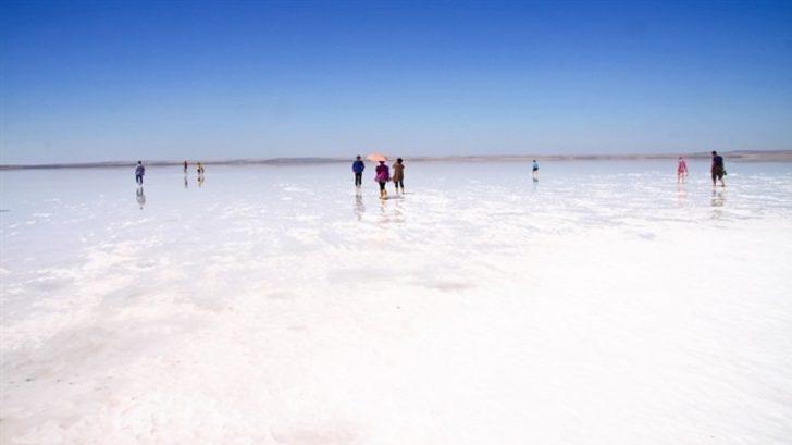 Tuz gölü nerede, hangi ilde? Derinliği ne kadar, nasıl oluştu?