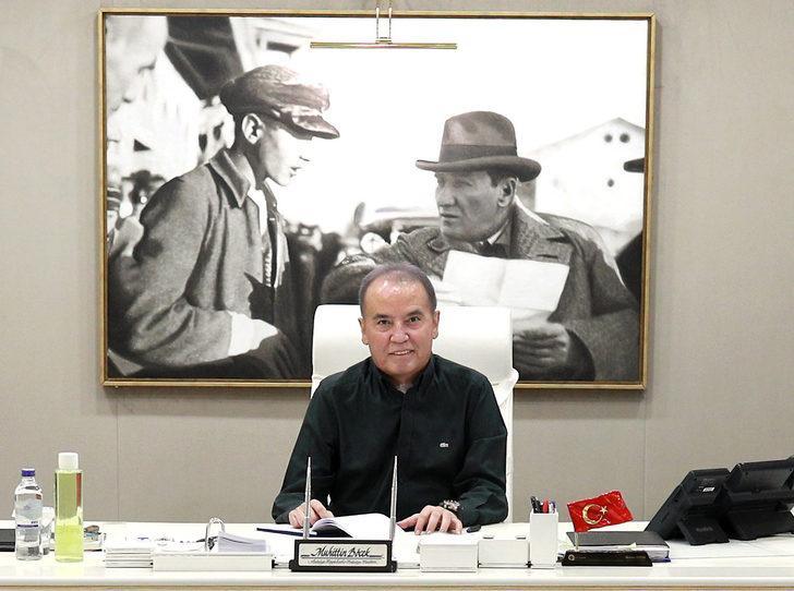 Başkan Böcek'ten tedavisi sırasında CHP'de yaşananlara sitem