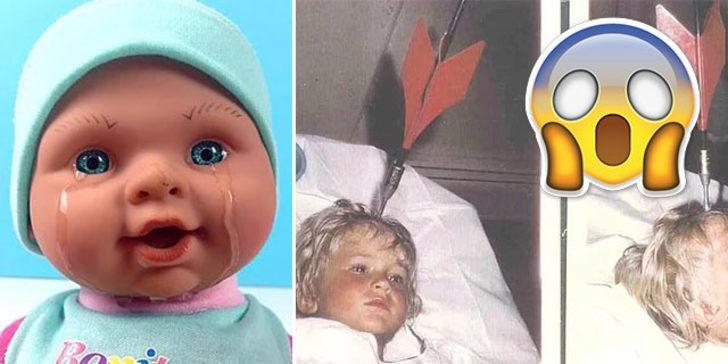 Fiziksel ve psikolojik zararları yüzünden piyasadan toplatılan en tehlikeli 10 oyuncak