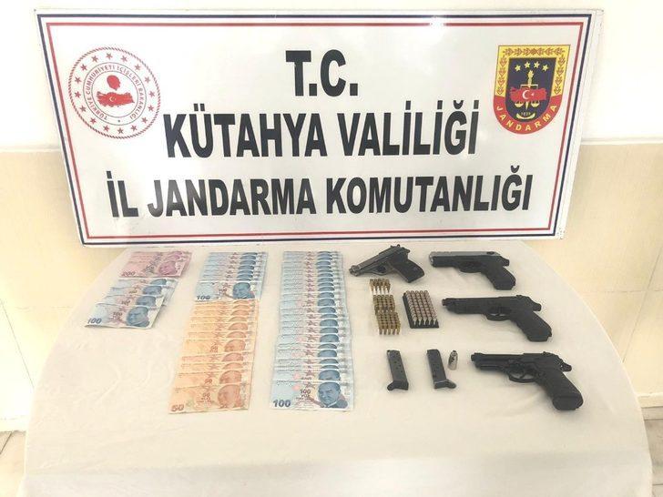 Kütahya'da sahte para operasyonu: Çok sayıda gözaltı var