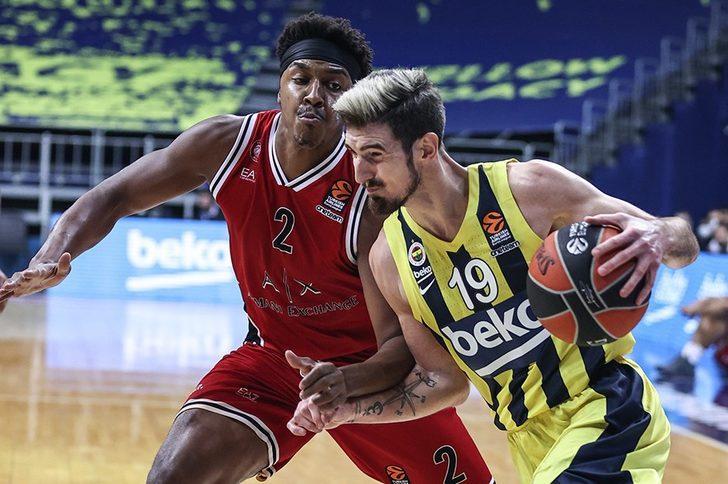 Fenerbahçe Beko 79-71 Olimpia Milano (Maç Sonucu)