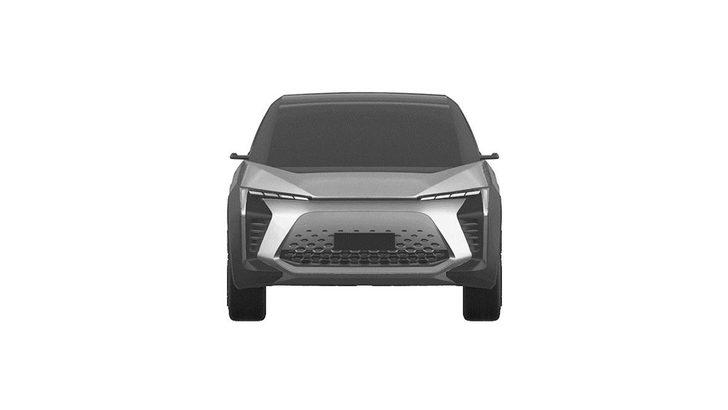 Toyota'nın yeni elektrikli SUV modeli böyle hayal edildi