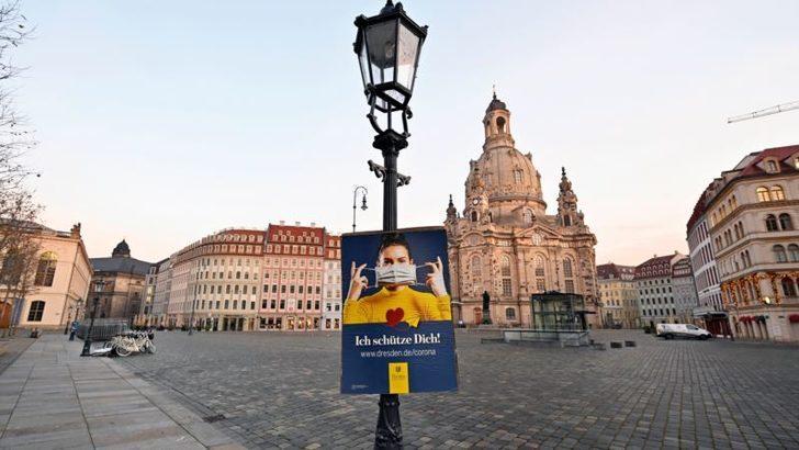 Almanya Salgın Nedeniyle Bugün İtibariyle Tam Kapanmaya Geçti