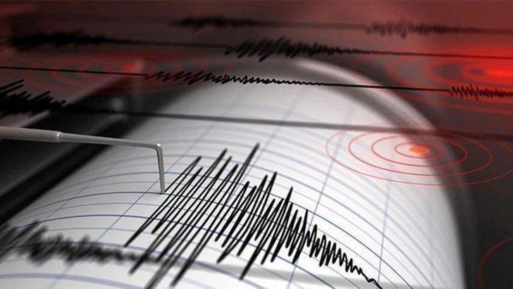İran'da 5,5 büyüklüğünde deprem meydana geldi