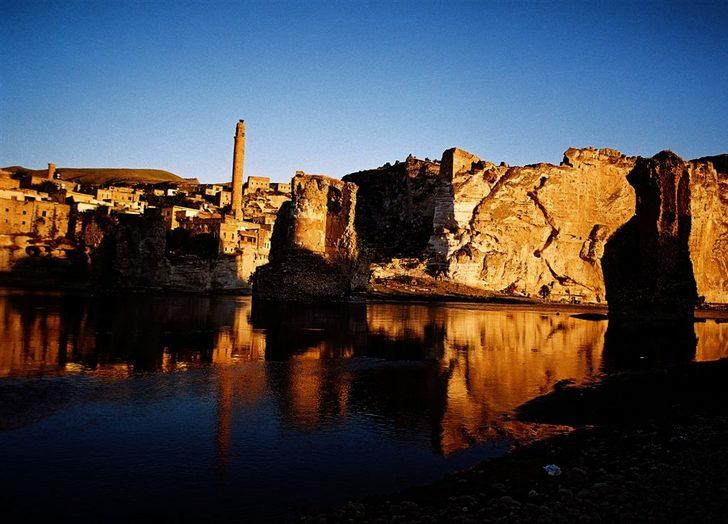 Hasankeyf nerede, nereye bağlı? Hasankey kalesi ve antik kentinin tarihi nedir?