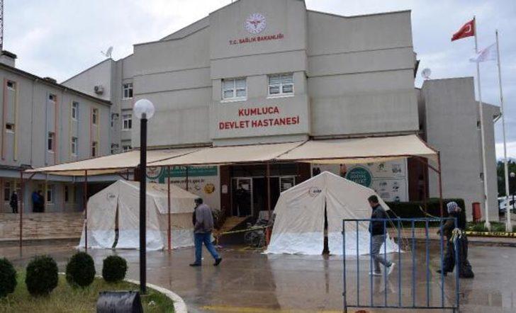 Antalya'da başhekimden hemşireye 'Ben salağım görev yerimi terk ettim' yazma cezası
