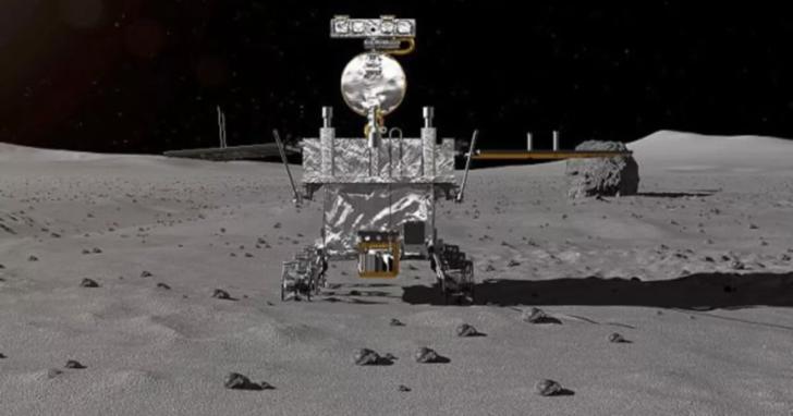 40 yılın ardından ilk! Çin'in Ay'dan örnek toplayan uzay aracı Dünya'ya döndü