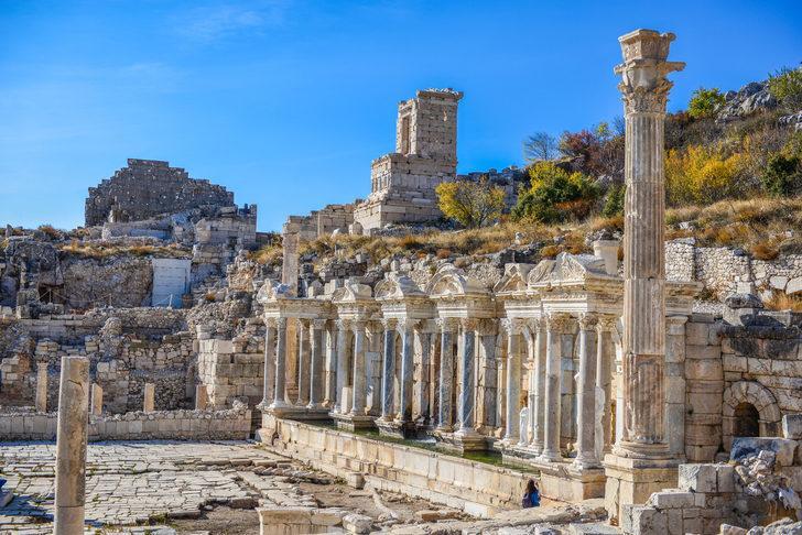 Sagalassos Antik Kenti nerede? Sagalassos Antik Kenti nasıl gidilir? Sagalassos giriş ücreti