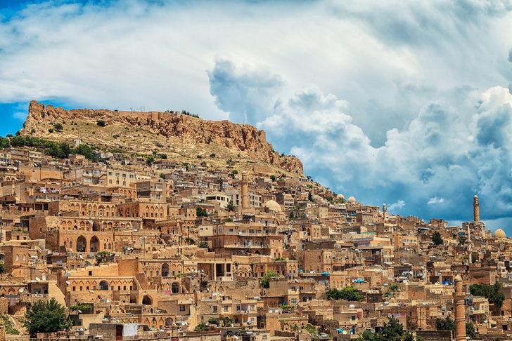 Mardin gezilecek yerler - Mardin gezi rehberi