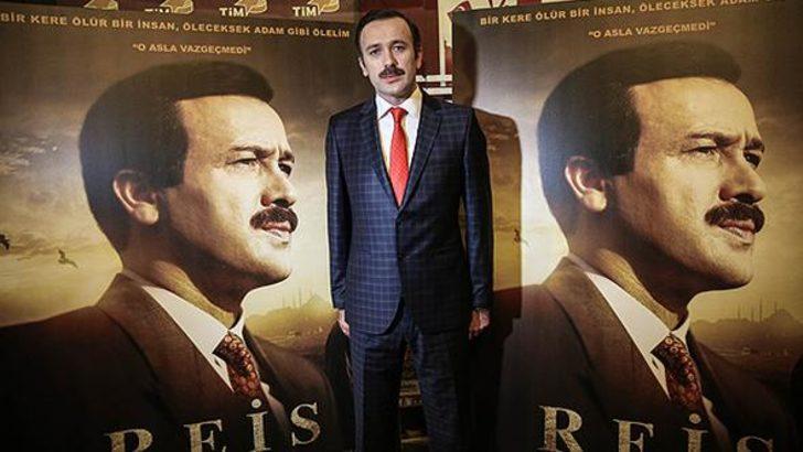 'Reis' filminin yapımcısı FETÖ'den gözaltına alınan Avcı'yı suçladı