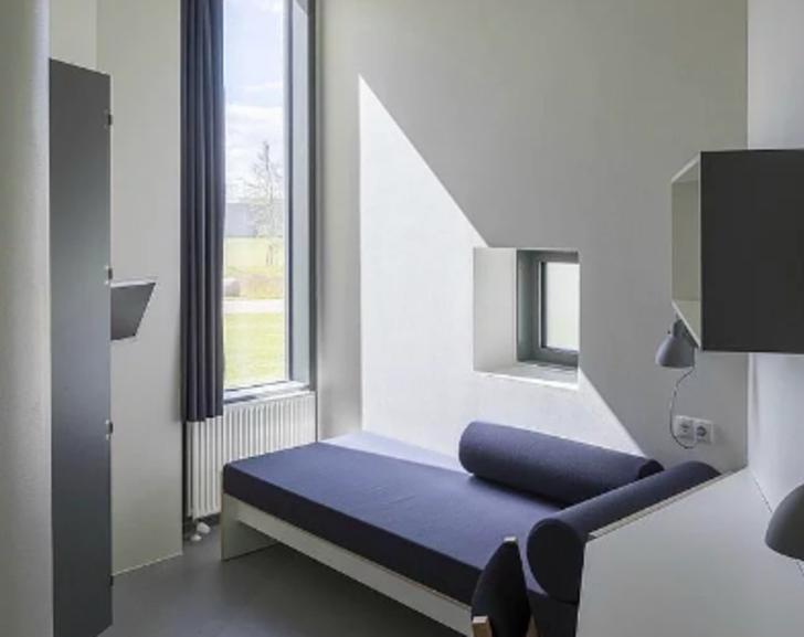 En pahalı ve konforlu otelleri bile kıskandırabilecek kadar güzel olan İskandinav hapishaneleri!