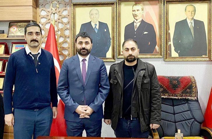 Malatya'da 46 kişi Genç Parti'den istifa edip MHP'ye geçti