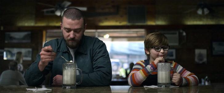 Justin Timberlake'li Palmer'dan ağlama garantili fragman