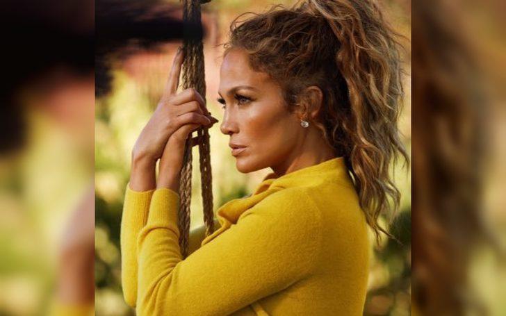 Jennifer Lopez de Netflix'e katıldı! İlk projesi The Cipher olacak
