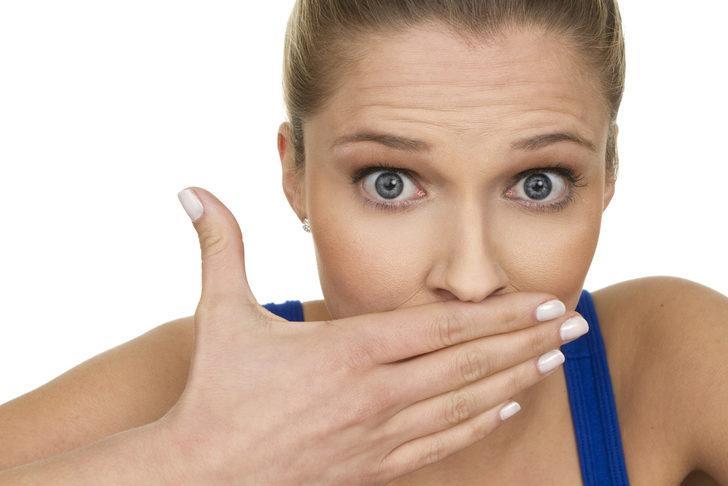 Ağız kokusu nedenleri altında başka hastalık yatıyor olabilir!