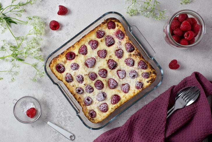 Ekşi ve tatlının muhteşem uyumu: Frambuazlı kek tarifi