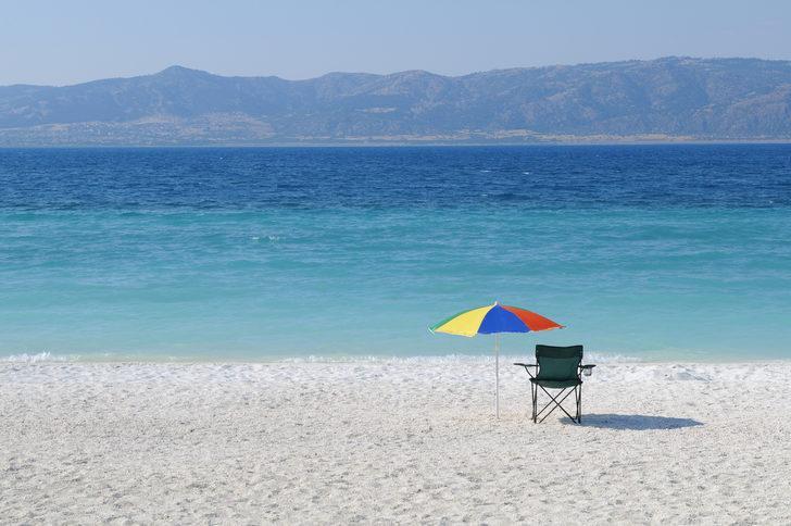 Salda Gölü Gezi Rehberi - Salda Gölü yol tarifi - Salda Gölü kamp - Salda Gölü konaklama -