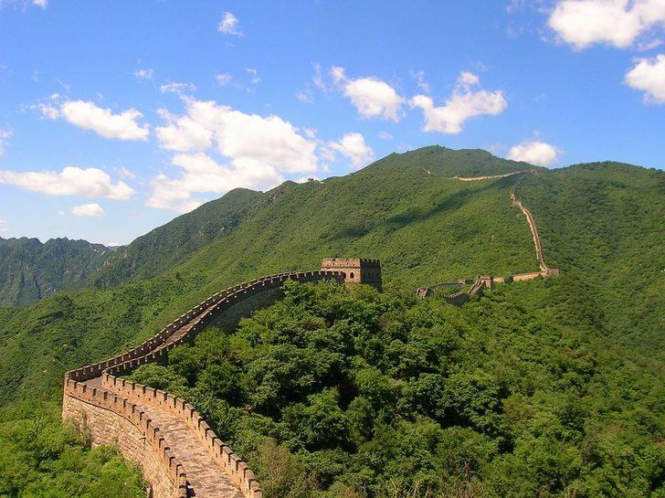 Çin seddi nerede, hangi ülkede, uzunluğu kaç km? Ne zaman ve neden yapılmıştır?
