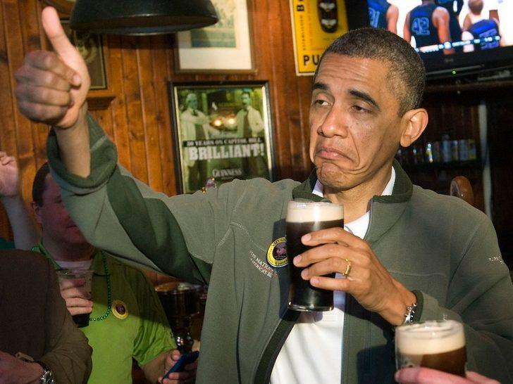 Barack Obama sevgisini böyle gösterdi: 'Saçma sapan komedi'