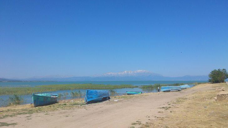 Beyşehir gölü nerede, hangi ilde? Set gölü mü, türü nedir?