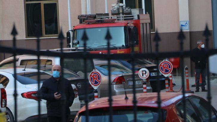 Gaziantep'te özel bir hastanenin Covid-19 yoğun bakım servisinde patlama: 8 kişi hayatını kaybetti