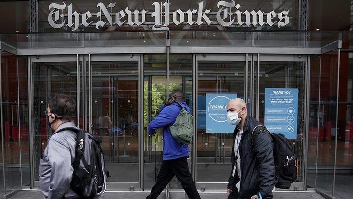 New York Times IŞİD'le ilgili podcast serisi Caliphate'teki 'hatalar ve tutarsızlıklar' nedeniyle bir ödülü geri verdi