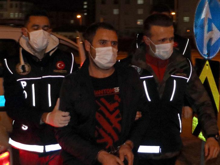 Kayseri'de trafik kontrolünde pes dedirten olay! Sürücü alkollü otostop çeken yolcu cezaevi firarisi çıktı