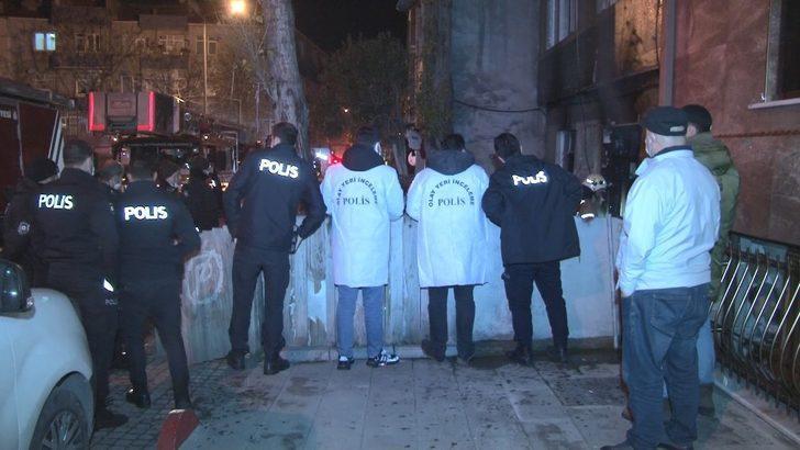 Bayrampaşa'da yangın paniği! Acı haber geldi: 1 ölü