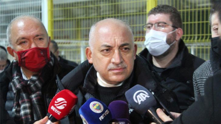 Mehmet Büyükekşi: Fenerbahçe'den rövanşı almış olduk