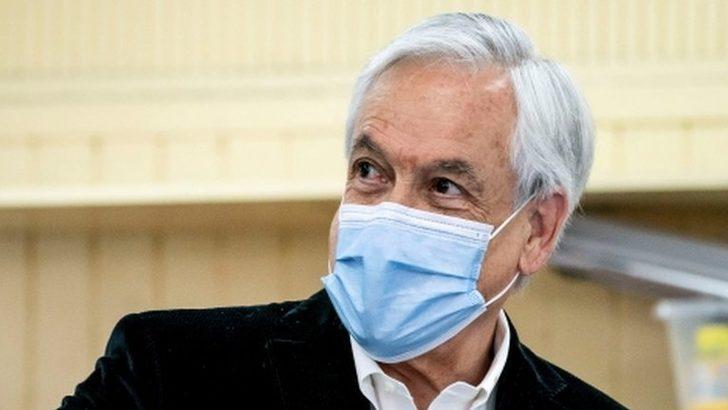 Şili Devlet Başkanı, maskesiz selfie yüzünden 3500 dolar para cezası aldı