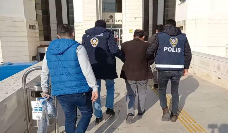 Edremit'te fuhuş operasyonu: 7 gözaltı