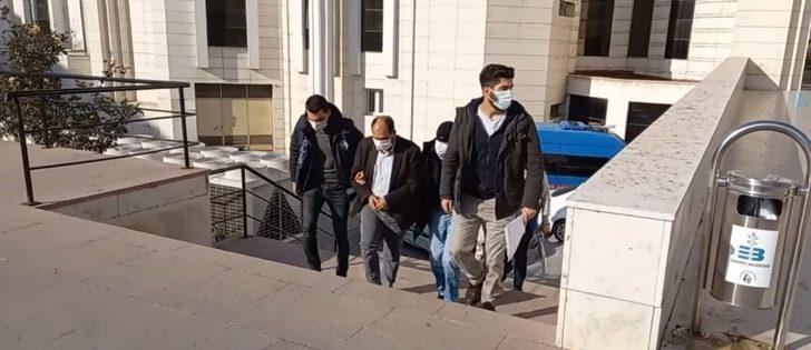 Edremit'te fuhuş operasyonunda 7 gözaltı