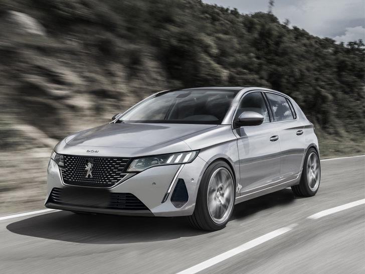 Yeni 2021 Peugeot 308 böylemi olacak?