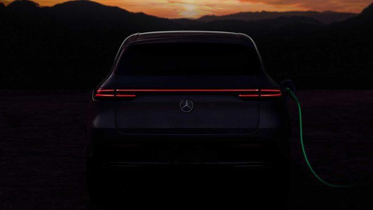 Yeni Mercedes EQS'ten bir teaser daha geldi