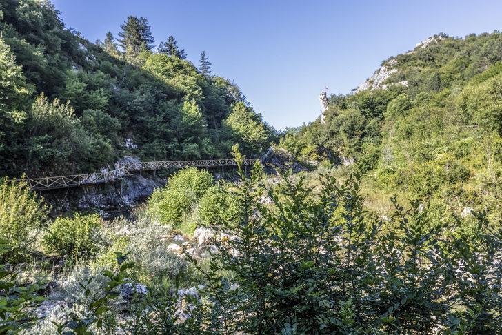 Horma Kanyonu nerede? Horma Kanyonu nasıl gidilir? Horma Kanyonu bilgi - Horma Kanyonu giriş ücreti