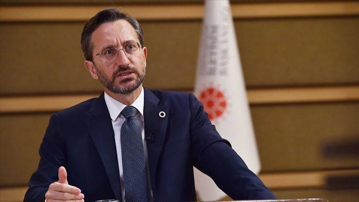 İletişim Başkanı Fahrettin Altun: Can Dündar'ı iade etmelerini bekliyoruz