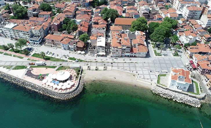 Mudanya nerede, nerenin ilçesi? Sahili, halk plajı nerede?