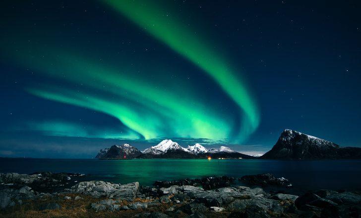 Kuzey ışıkları nerede, nereden görülüyor? Aurora neden ve ne zaman oluşuyor?
