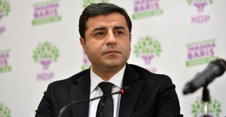 AİHM'den flaş 'Selahattin Demirtaş' kararı