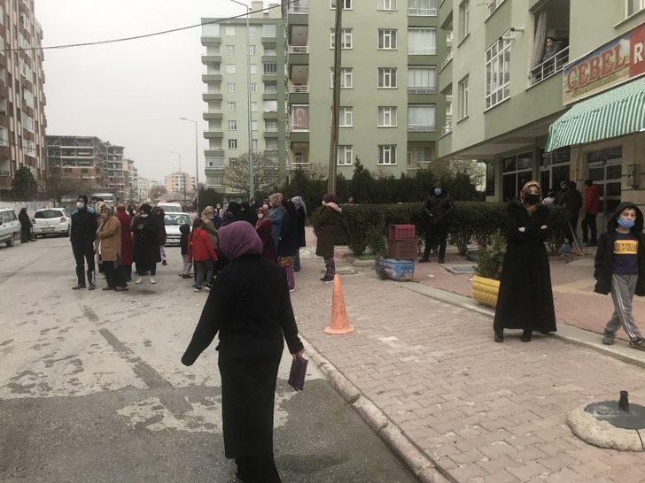 Konya'da dehşet! 24 yaşındaki genç evi ateşe verip intihar etti