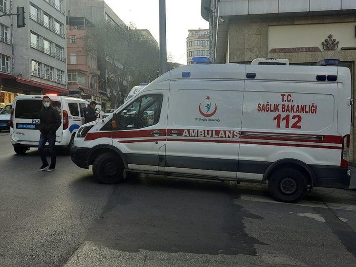 Başkent'te kuyumcu iş yerinde ölü bulundu