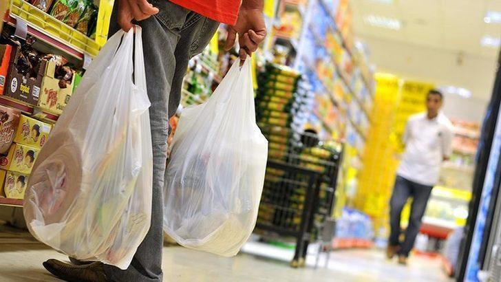 Plastik poşetin fiyatı belli oldu