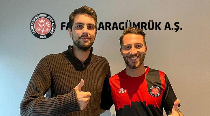 Fatih Karagümrük, İtalyan orta saha Bertolacci'yi transfer etti