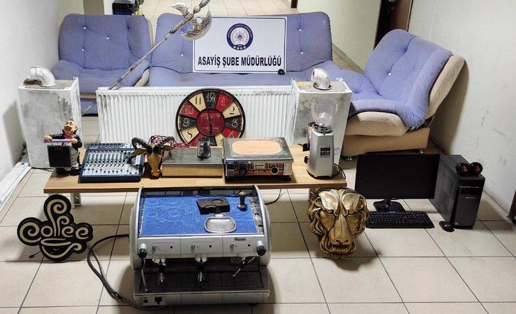 Karabük'te 3 ayrı ev ve iş yerinde hırsızlık: 2 tutuklama