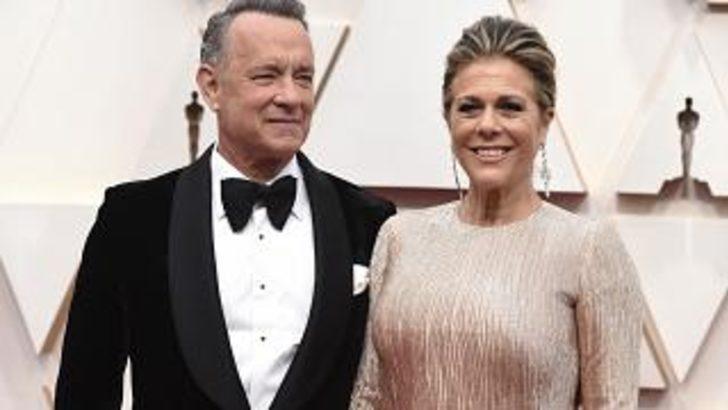 Koronavirüsü atlatan Tom Hanks ve Rita Wilson'dan çarpıcı aşı açıklaması!