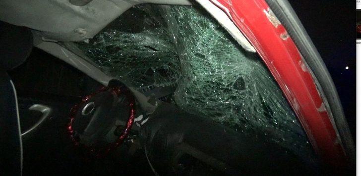 Silivri'de trafik kazası: 5 yaralı