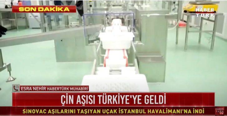 Çin aşısı Türkiye'ye geldi mi? Canlı yayında duyurdu ama...