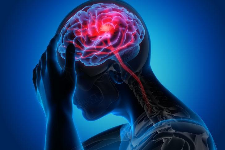 Beyin tahribatına yol açan SSPE nedir?