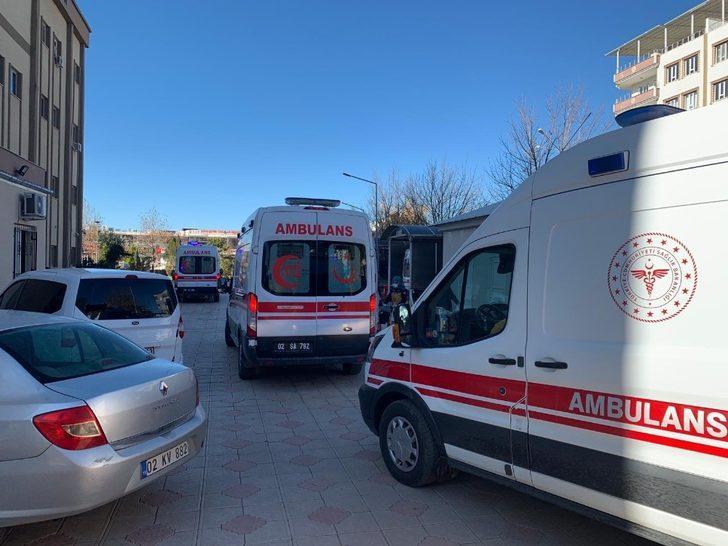 Adıyaman'da silahlı kavga: 2 yaralı